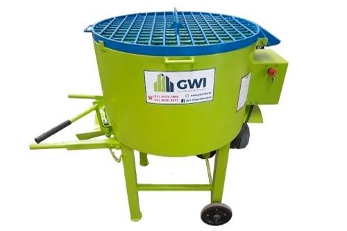 Misturador Vertical para Argamassa GW-600